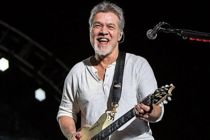 Muere Eddie Van Halen a los 65 años