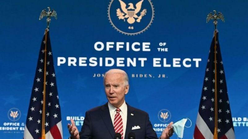 ¿Cómo es la transición presidencial en EEUU?