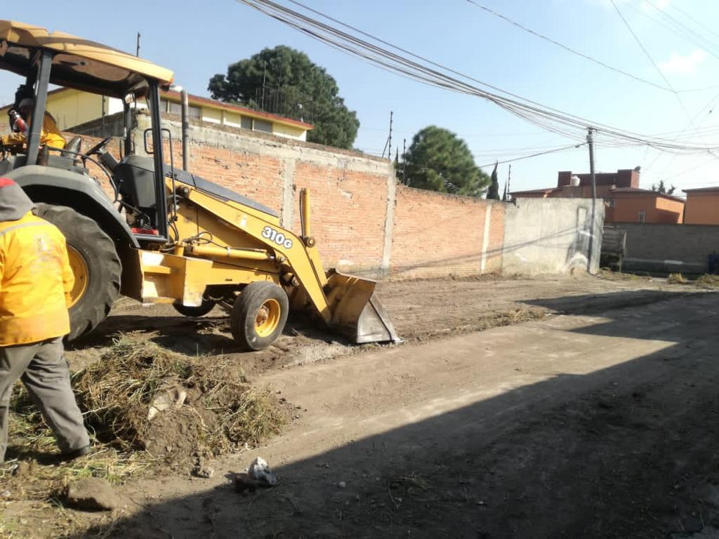 Recupera Toluca vía pública en beneficio de la población