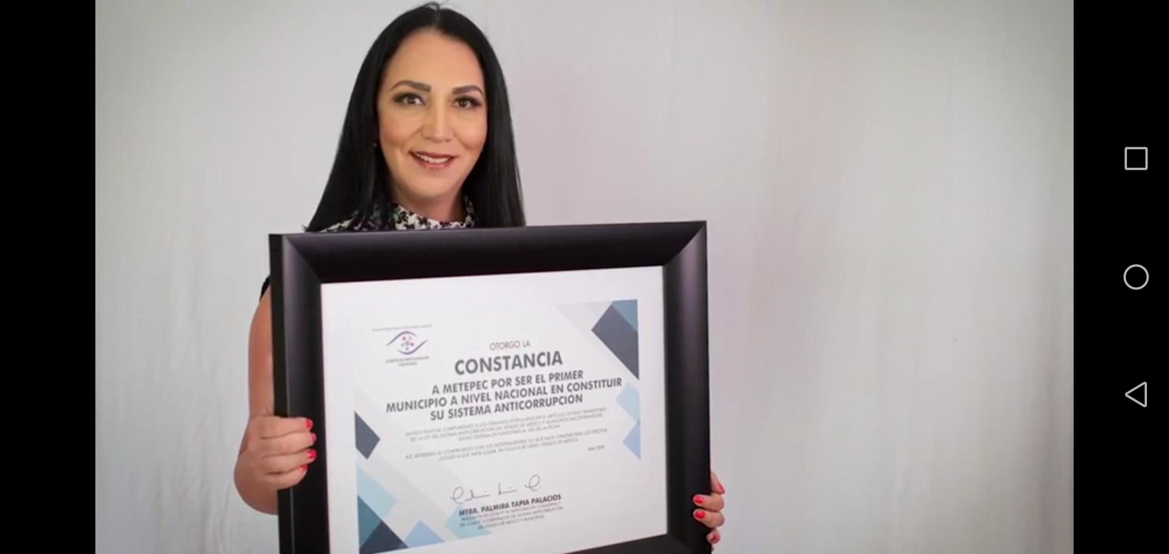 #VIDEO Gobierno de Metepec destaca por ser vanguardista y referente nacional
