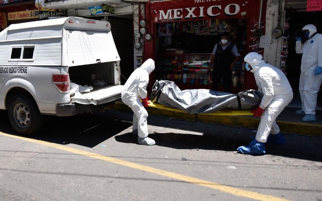 México suma 1,323 muertes más en 24 horas por COVID19