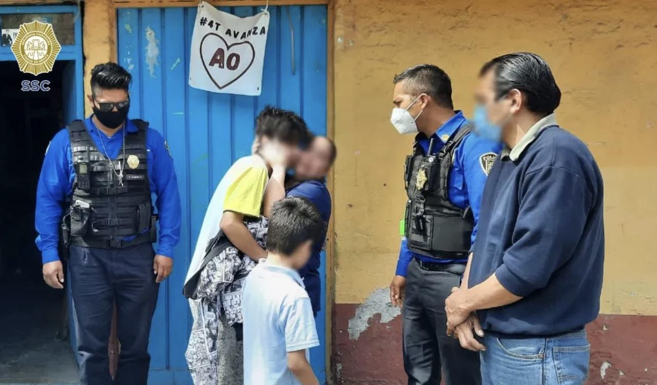 Rescatan a joven secuestrado tras rastrear GPS del celular del criminal