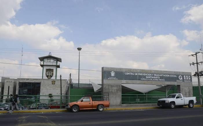 Desmienten fuga de reos en penal de Almoloya de Juárez