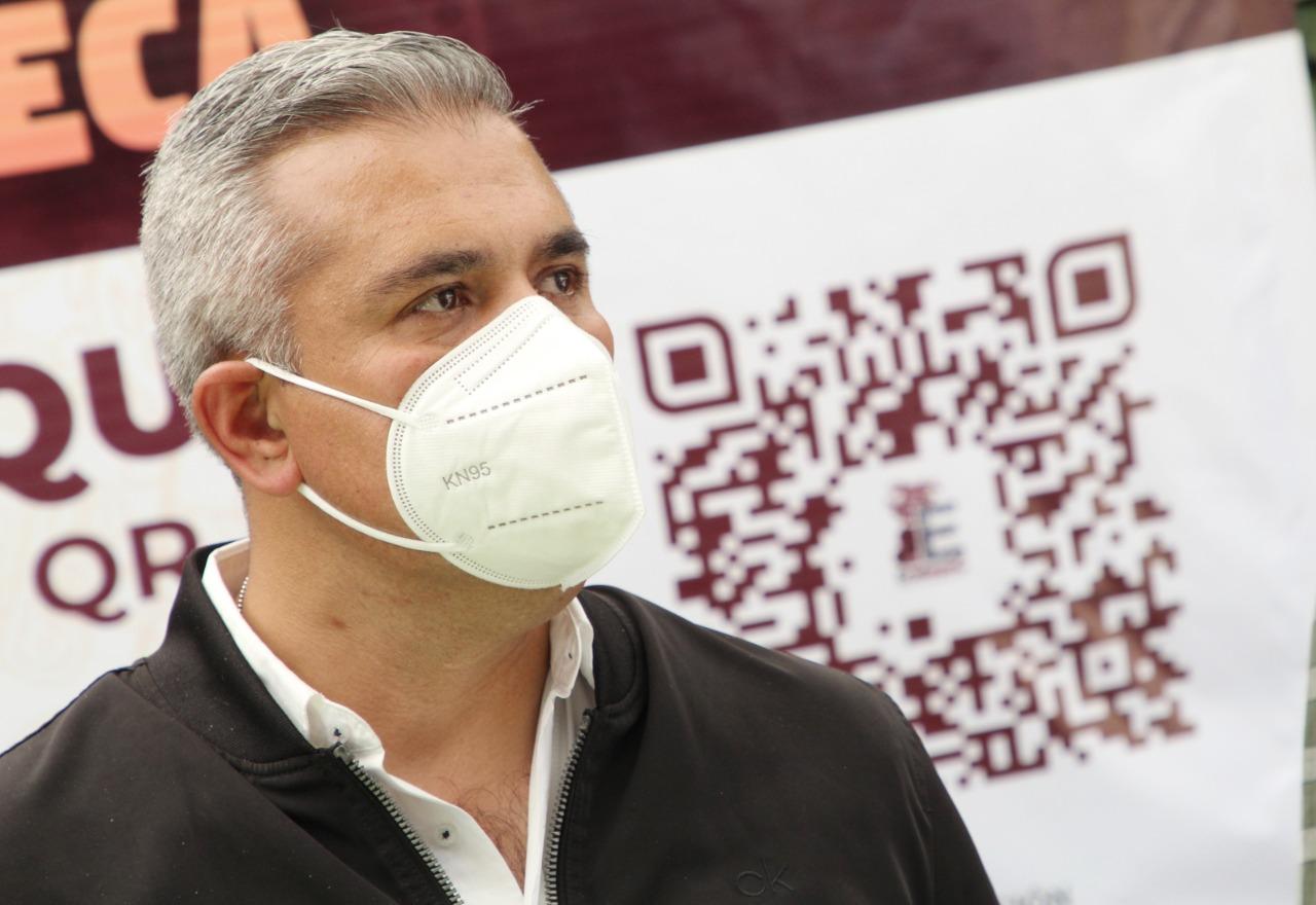 Fernando Vilchis alcanza 53.2% de aprobación ciudadana como alcalde de Ecatepec