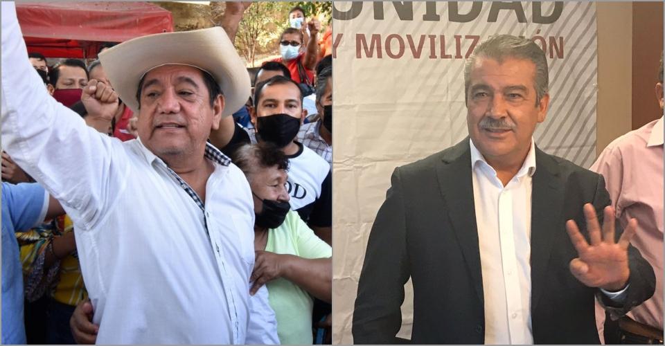 Anuncia AMLO reforma electoral tras cancelación de las candidaturas de Morón y Salgado