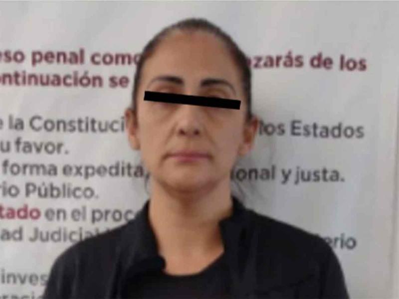 """""""La Negra"""" de Big Brother, detenida por robar un cheque de 350 mil pesos"""