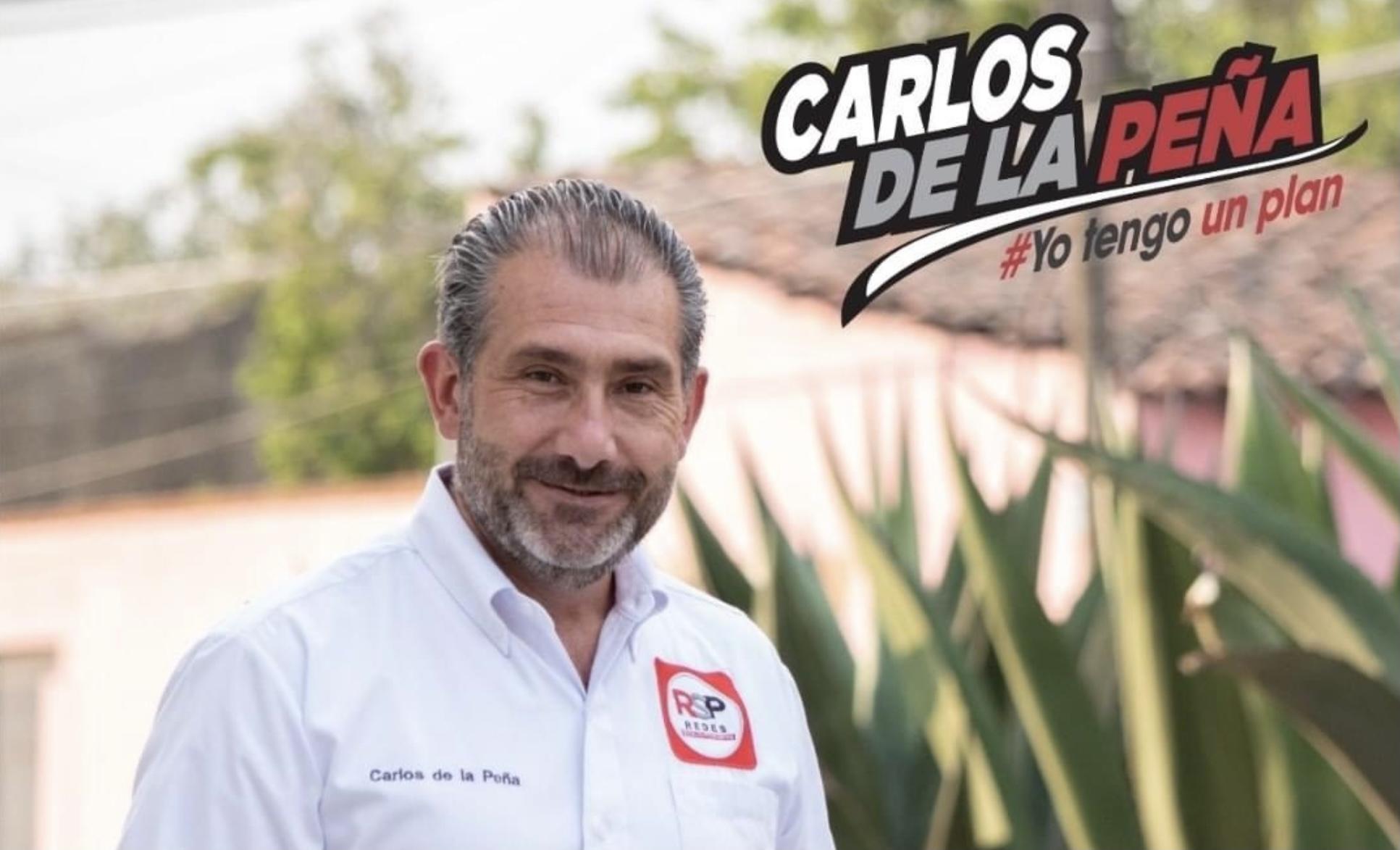 """Obtiene Carlos De la Peña segundo lugar en encuesta de """"Consulta Ciudadana"""" rumbo a eleciones en Metepec"""