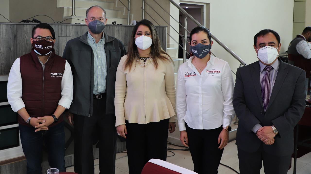 Anuncia Daniel Serrano creación del consejo consultivo empresarial en Cuautitlán Izcalli