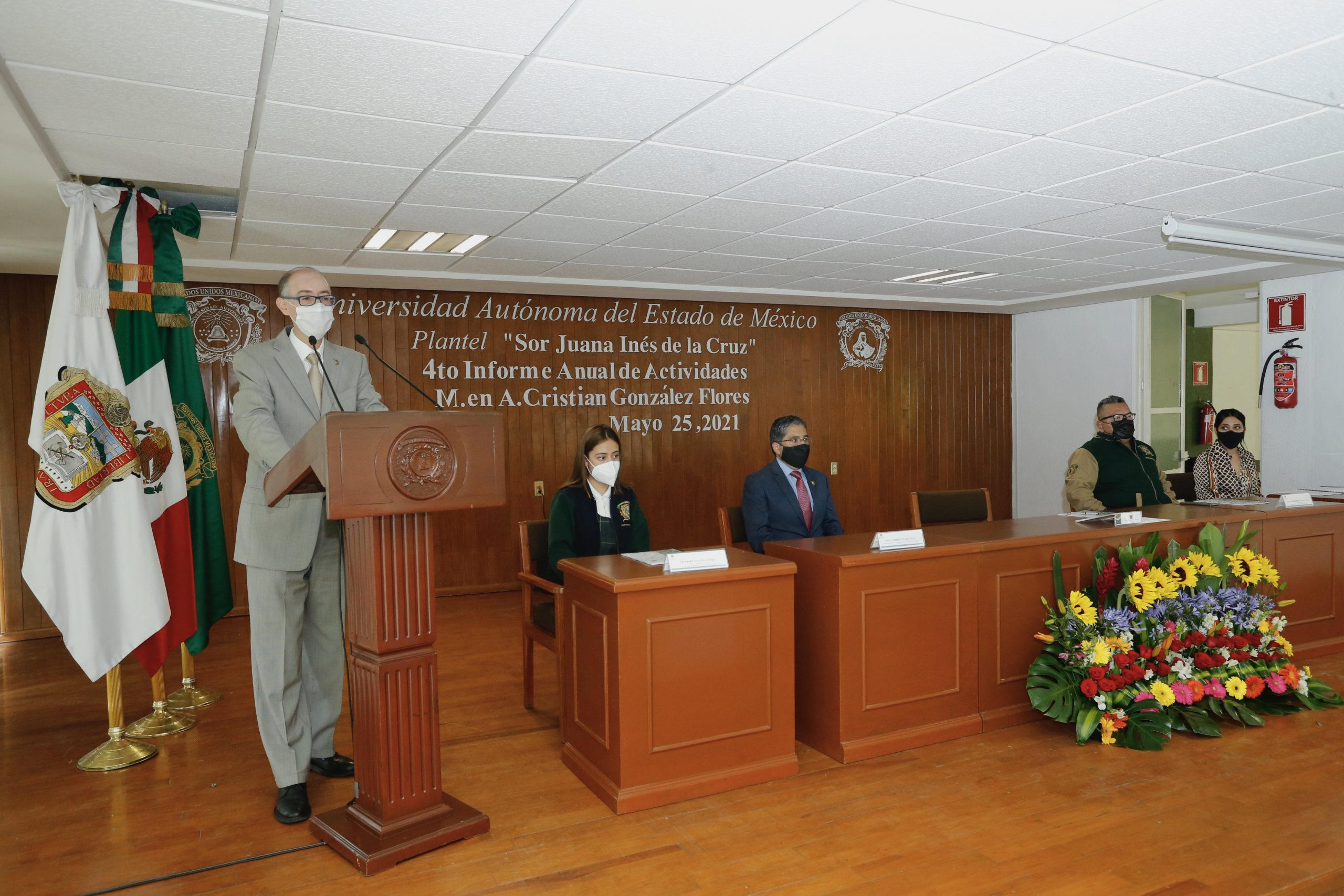 Será UAEM ejemplo de educación media superior de calidad: CEBD