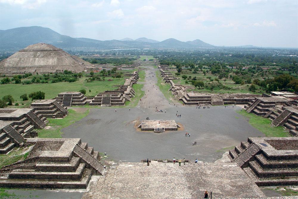 Teotihuacán en peligro de perder nombramiento de patrimonio de la humanidad