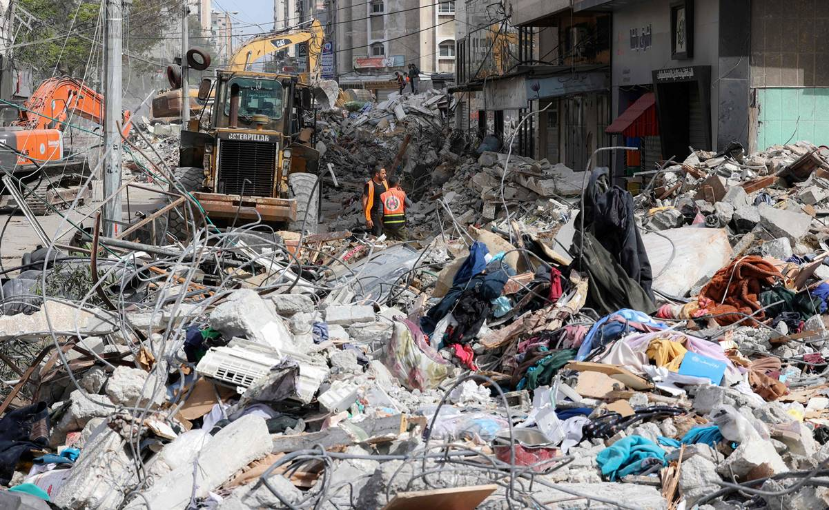 ¡El peor ataque israelí! 42 muertos, 10 de ellos niños