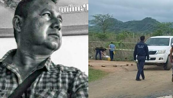 ¡Otro más! Periodista Gustavo Sánchez Cabrera es asesinado en Oaxaca