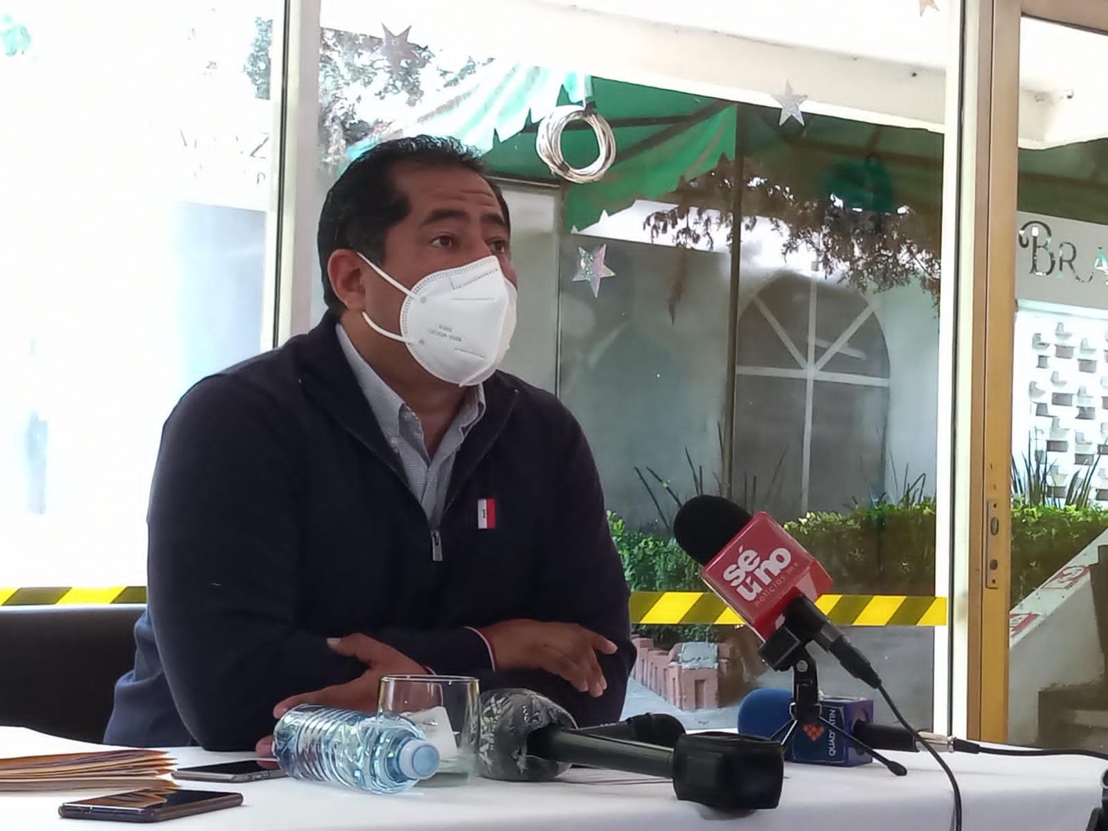 Desmiente alcalde de Zinacantepec vídeo de presunto ataque contra Iriana de la Vega