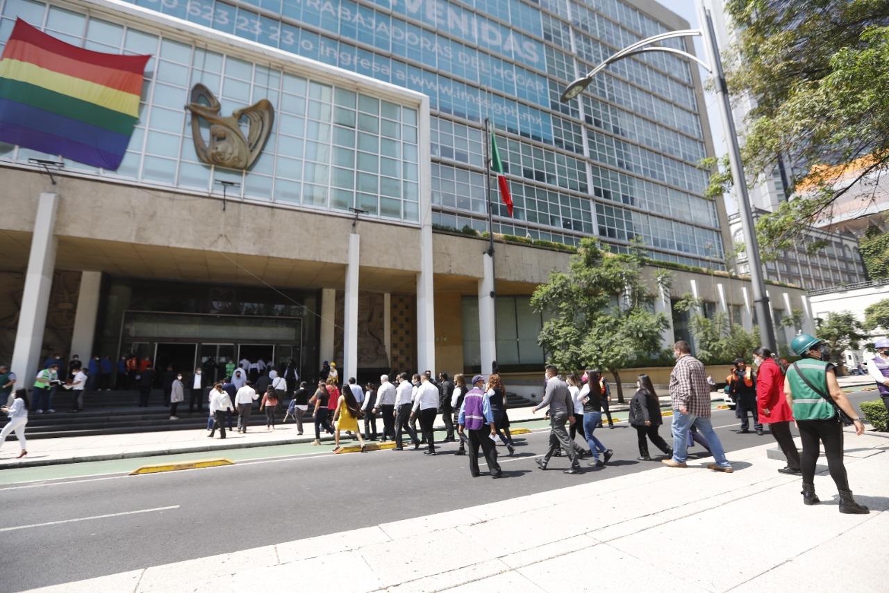 Intensifica IMSS campaña de vacunación contra sarampión y rubéola en el Estado de México Poniente
