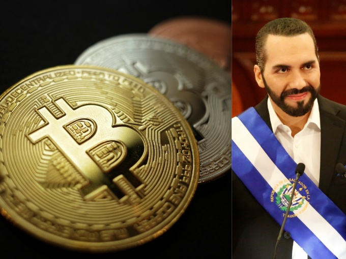 El bitcoin fue aprobado como moneda de uso legal en El Salvador