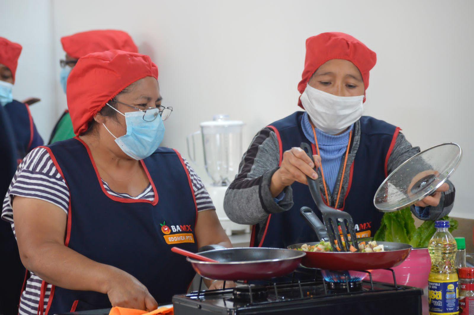Banco de Alimentos del Edomex inaugura comedor en Toluca