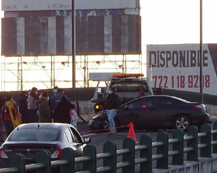 Joven muere en fuerte accidente en Paseo Tollocan