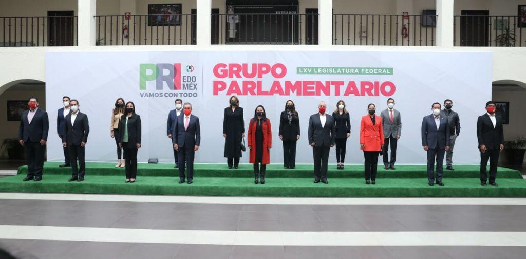 Nombran a Elías Rescala y Gustavo Cárdenas como nuevos coordinadores del PRI
