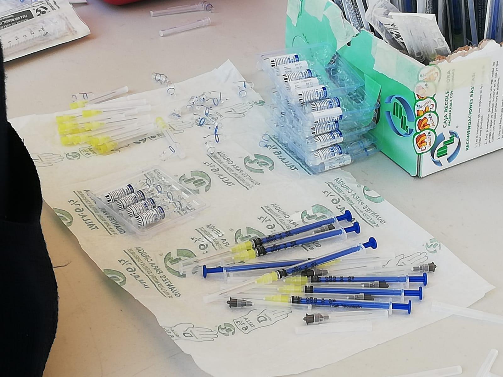 Empresas aún no piden de requisito estar vacunados contra el covid19: CCE Edomex