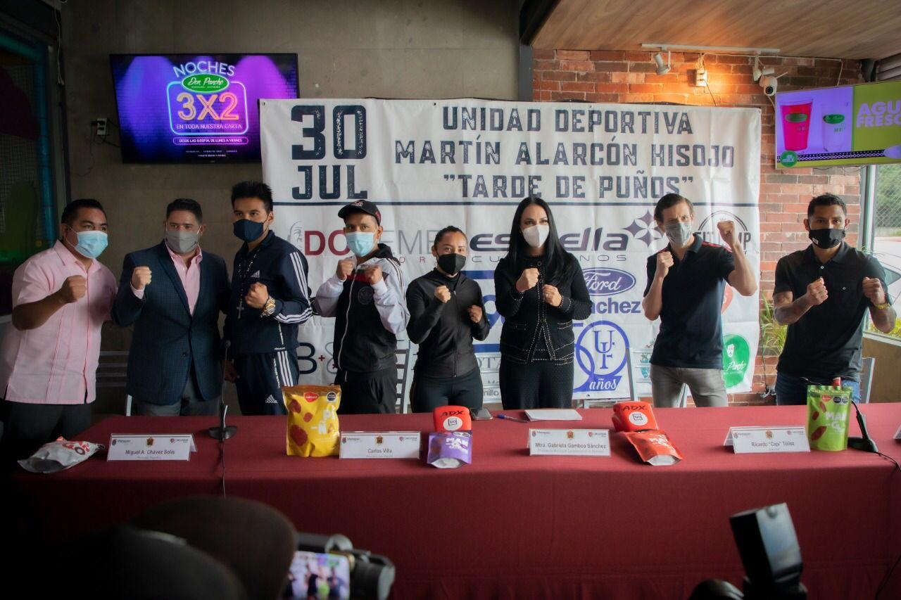 Apoya Metepec el deporte e impulsa la carrera de nuevos talentos: Gaby Gamboa