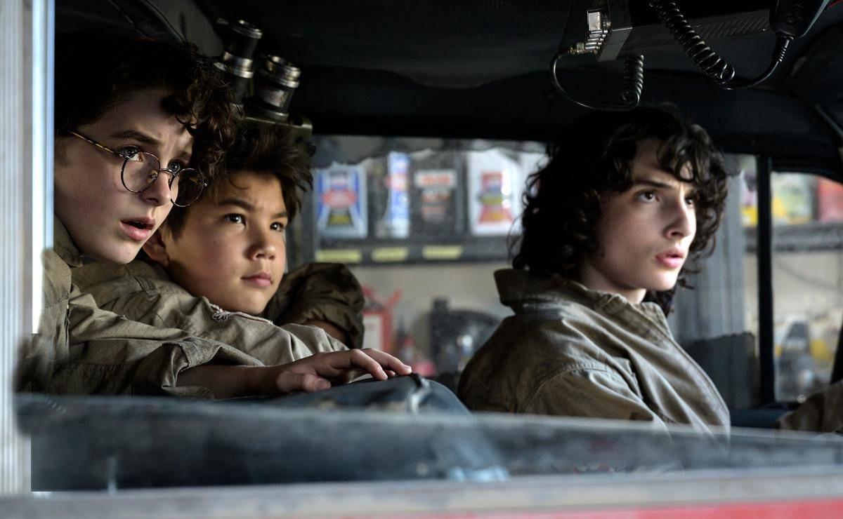 """#TRAILER Revelaron un nuevo avance de """"Ghostbusters: Afterlife"""", llegará en noviembre"""