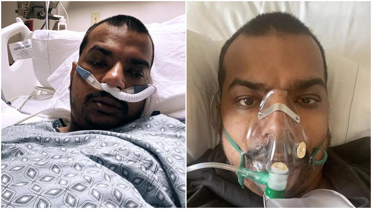 Fallece hombre que se burlaba del COVID-19 en redes sociales