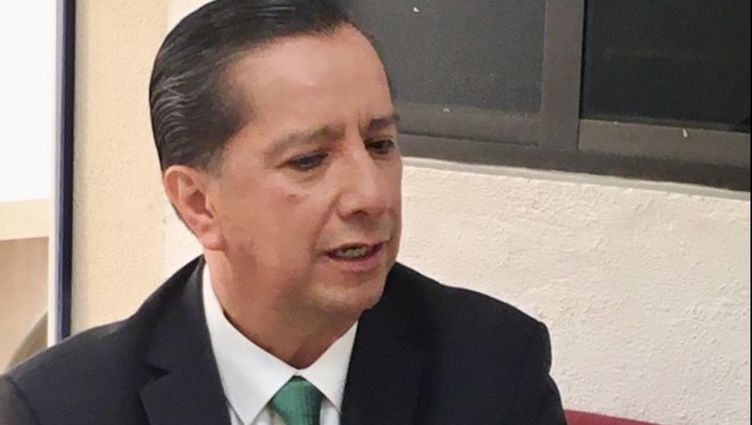 Jorge Olvera buscará reelegirse como presidente de la Codhem