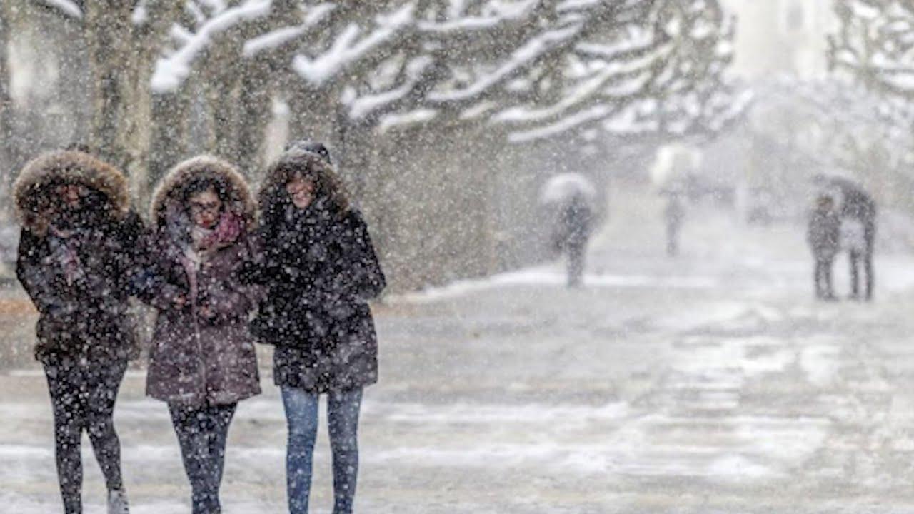 Se registra nevada en Brasil con temperaturas de hasta bajo cero