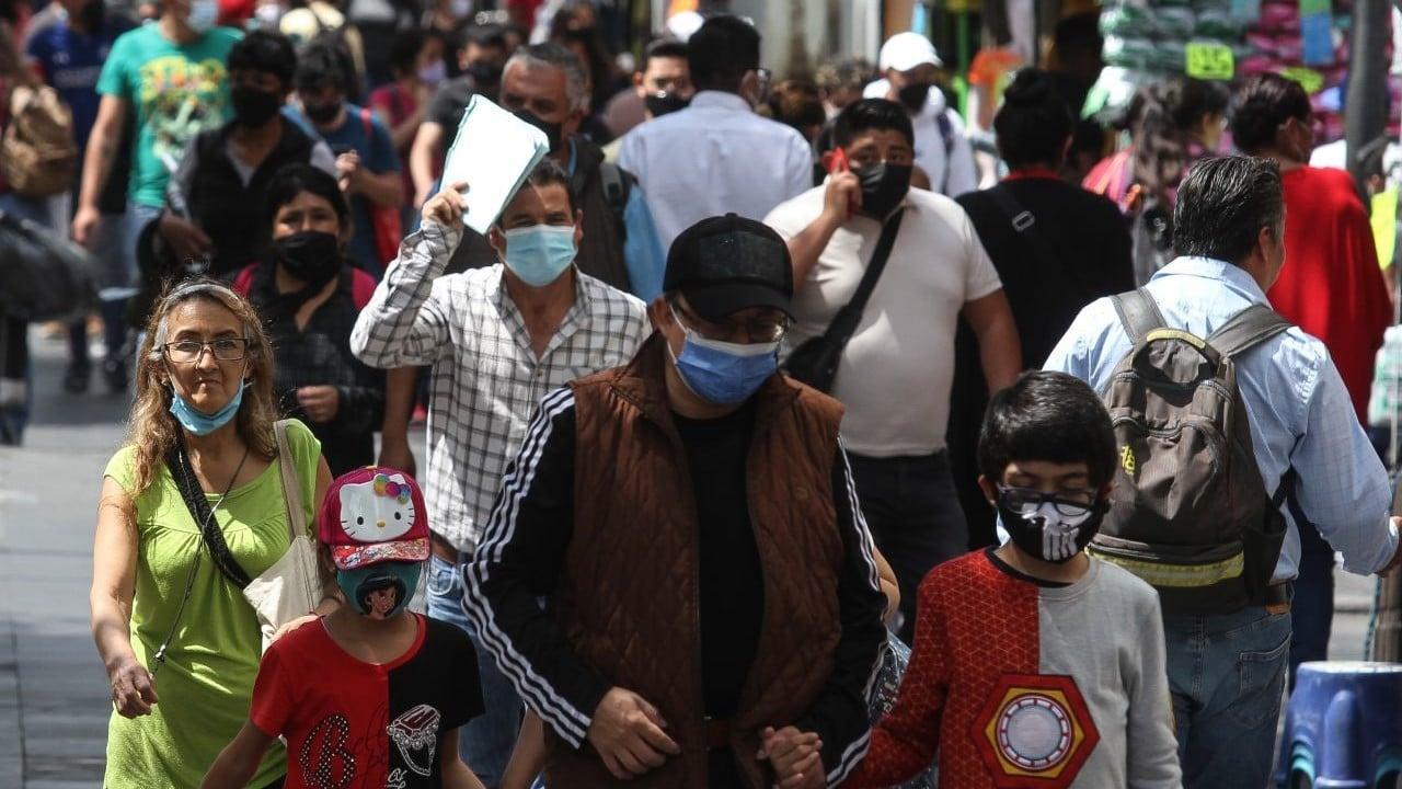 12 mil 631 nuevos contagios de COVID-19 reporta México