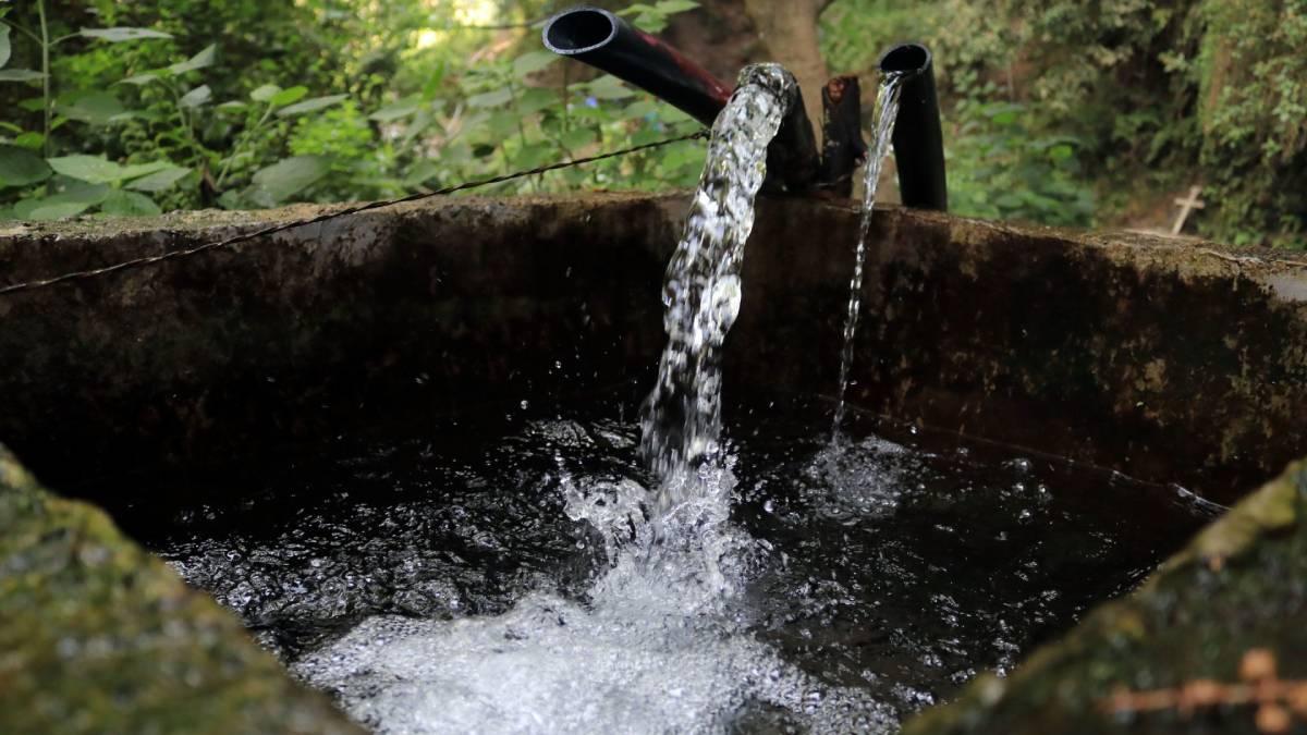 ¡Hay que cuidarla! Envió de agua del Sistema Cutzamala se mantendrá al mínimo