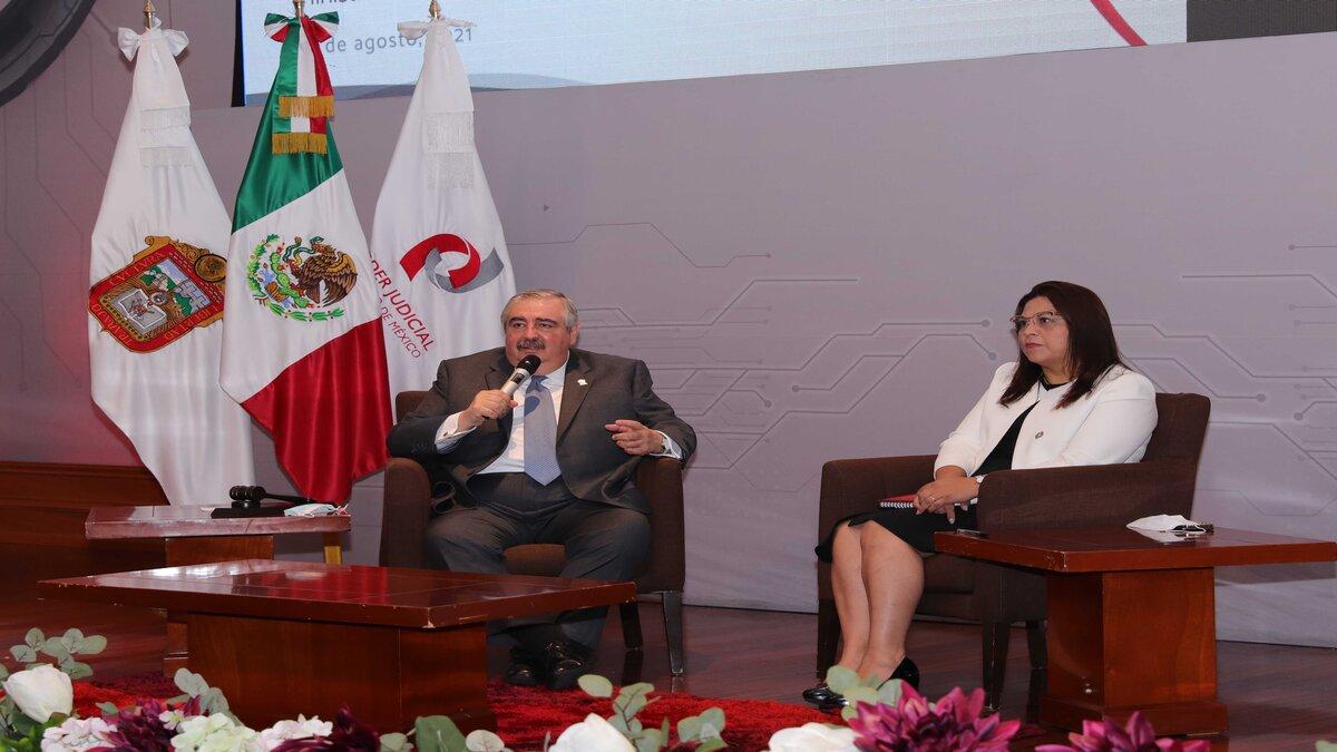 En PJEDOMEX, expertos discuten las facultades de los poderes del estado