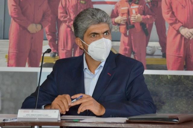 Ernesto Nemer Alvarez, Secretario General de Gobierno