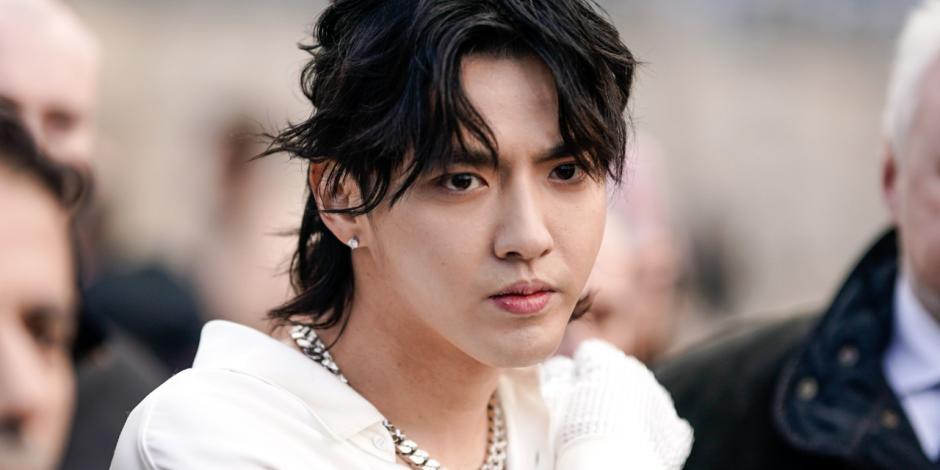 Detienen en Pekín al cantante Kris Wu; está acusado de violación