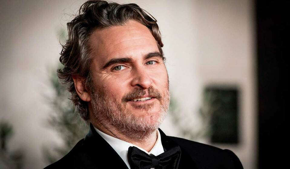 Sorprende Joaquin Phoenix con nueva apariencia para nueva película