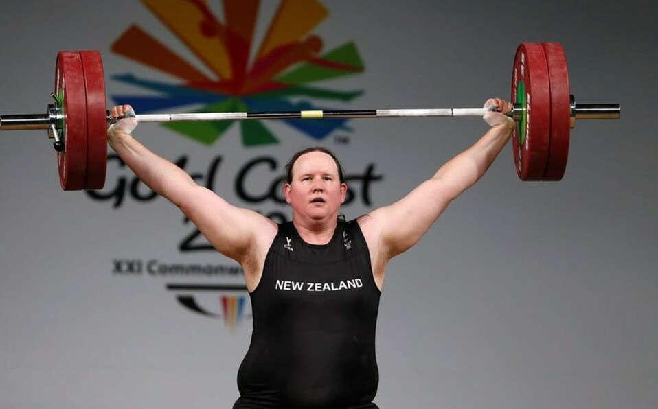 Laurel Hubbard, la primera mujer transgénero en competir en los Juegos Olímpicos