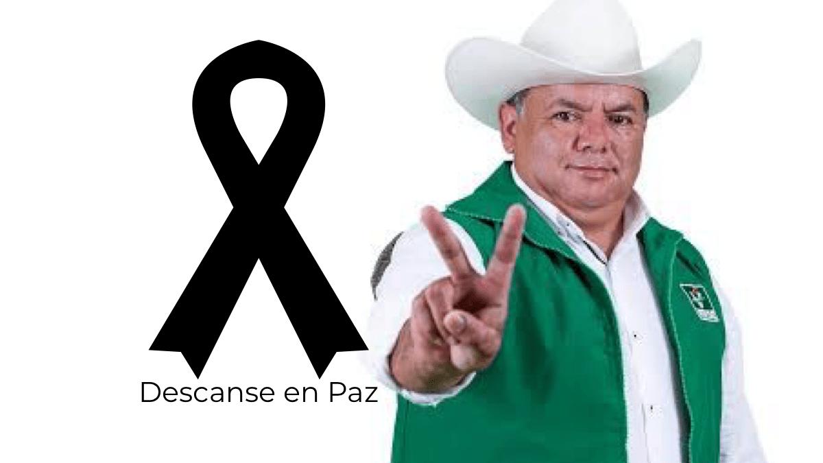 Presidente electo de Malinalco muere por COVID-19