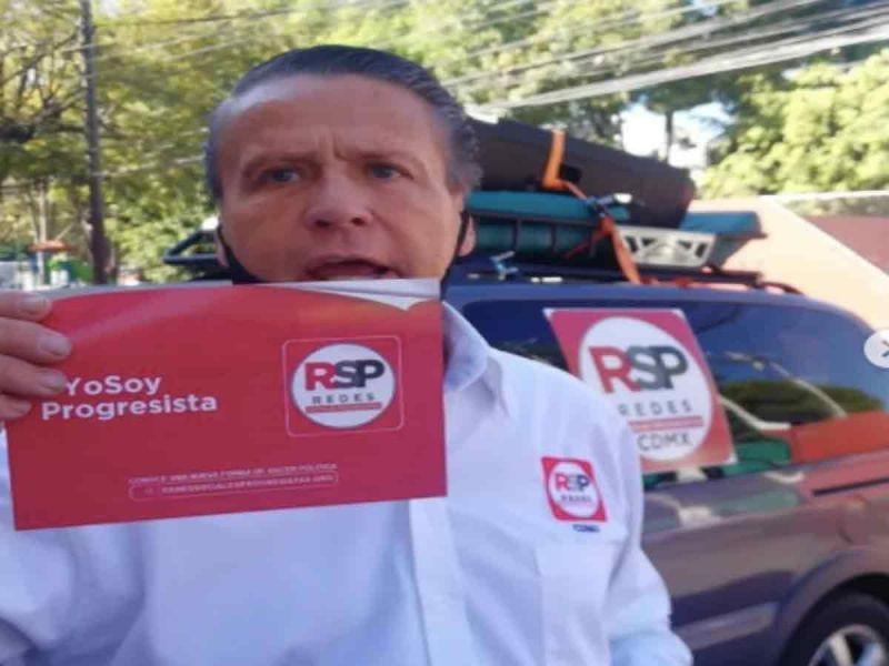 Ofrece Alfredo Adame 100 mil pesos para localizar a Laura Bozzo