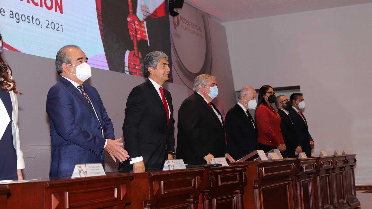 PJEDOMEX inicia reflexión sobre el estado federal mexicano