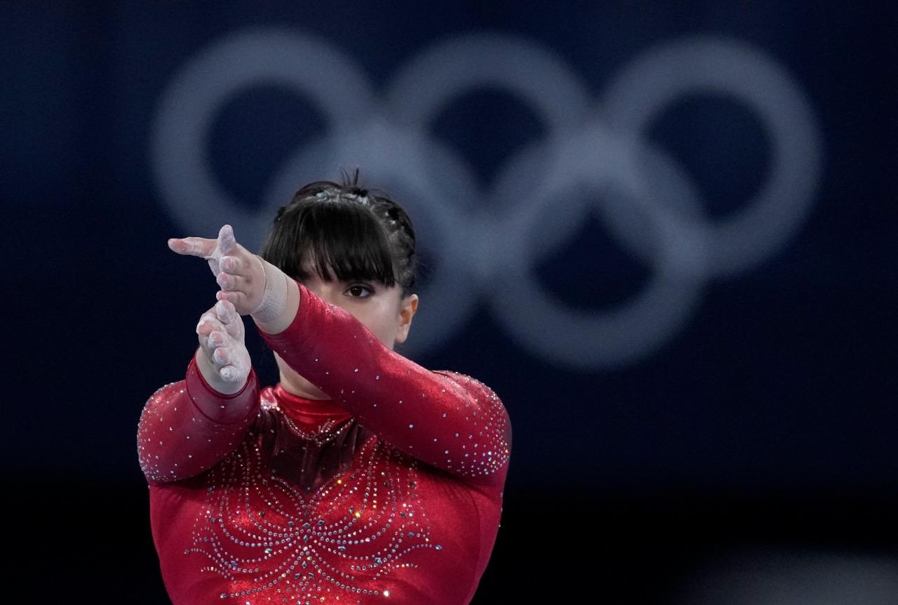 Alexa Moreno logra un histórico cuarto lugar para México en Tokio 2020