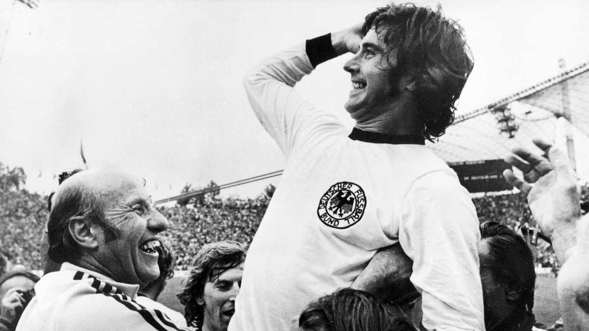 Gerd Müller un legendario del fútbol alemán falleció a los 75 años