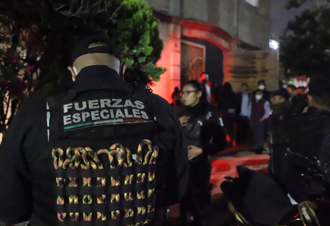 <em>Autoridades de Ecatepec cancelan dos fiestas y suspenden cinco puntos de venta de alcohol para evitar contagios de Covid-19</em>