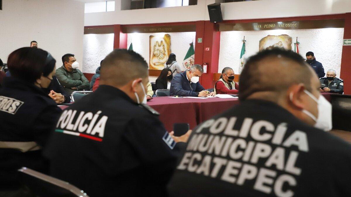 Ecatepec creará una Guardia Ciudadana ante la falta de resultados de seguridad