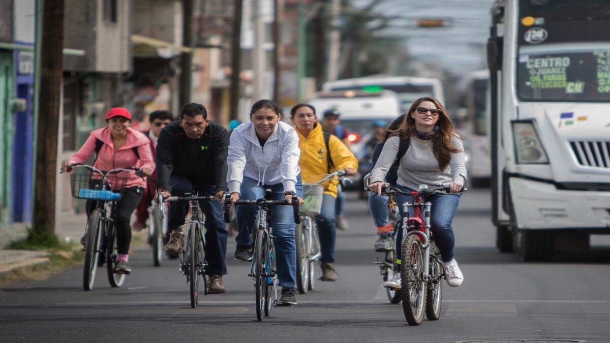 ¿La gente usa más la bicicleta debido a la pandemia? La UAEMex responde