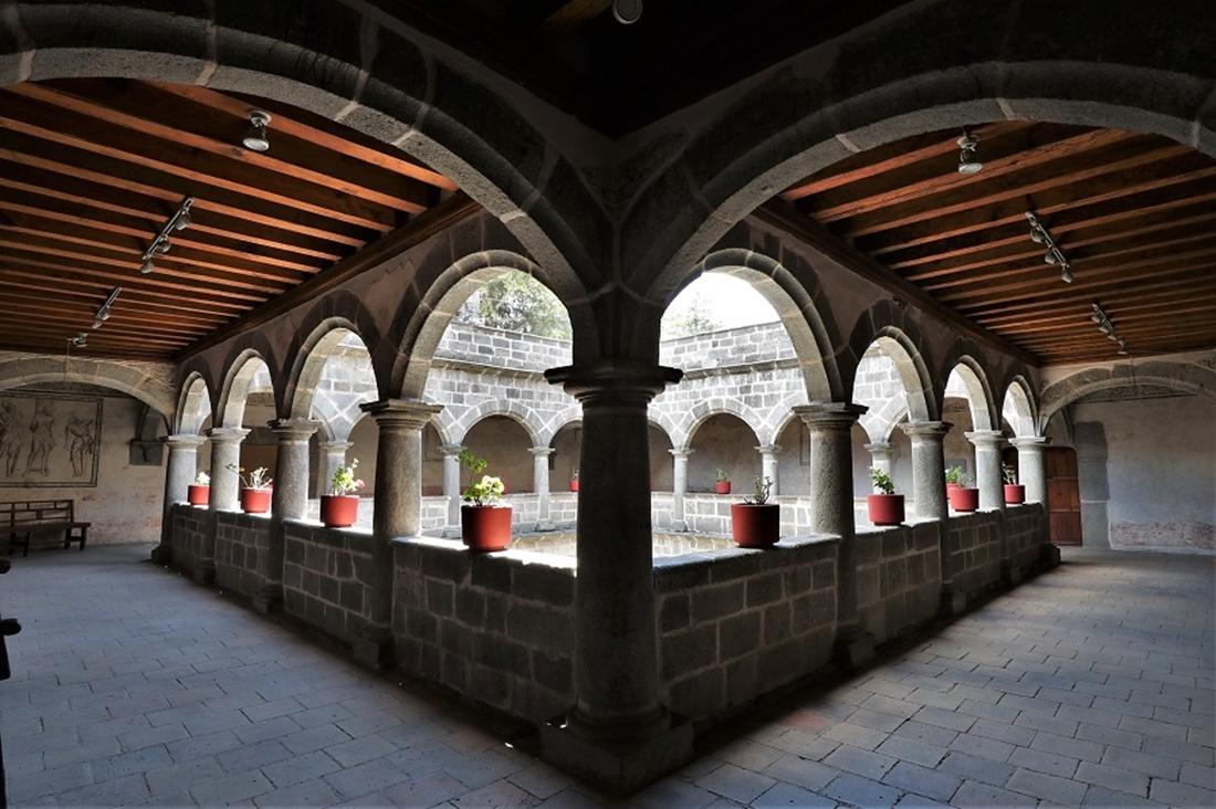 Cuenta Zinacantepec con uno de los exconventos franciscanos más importantes del siglo XVI
