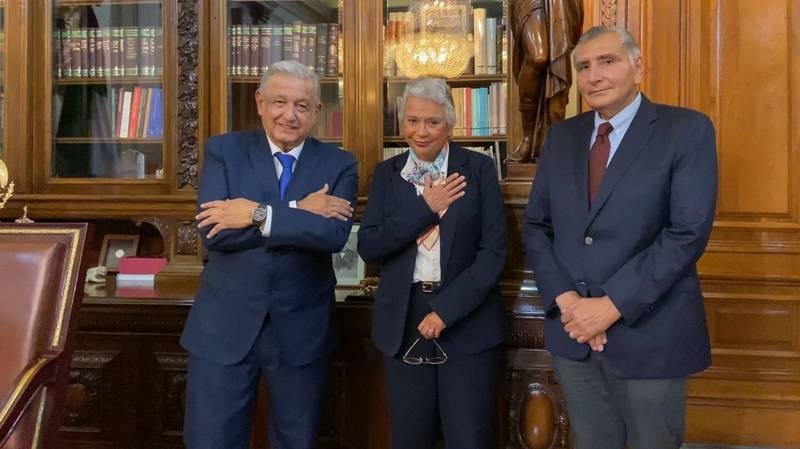 Nombra López Obrador a Adán Augusto López como Secretario de Gobernación