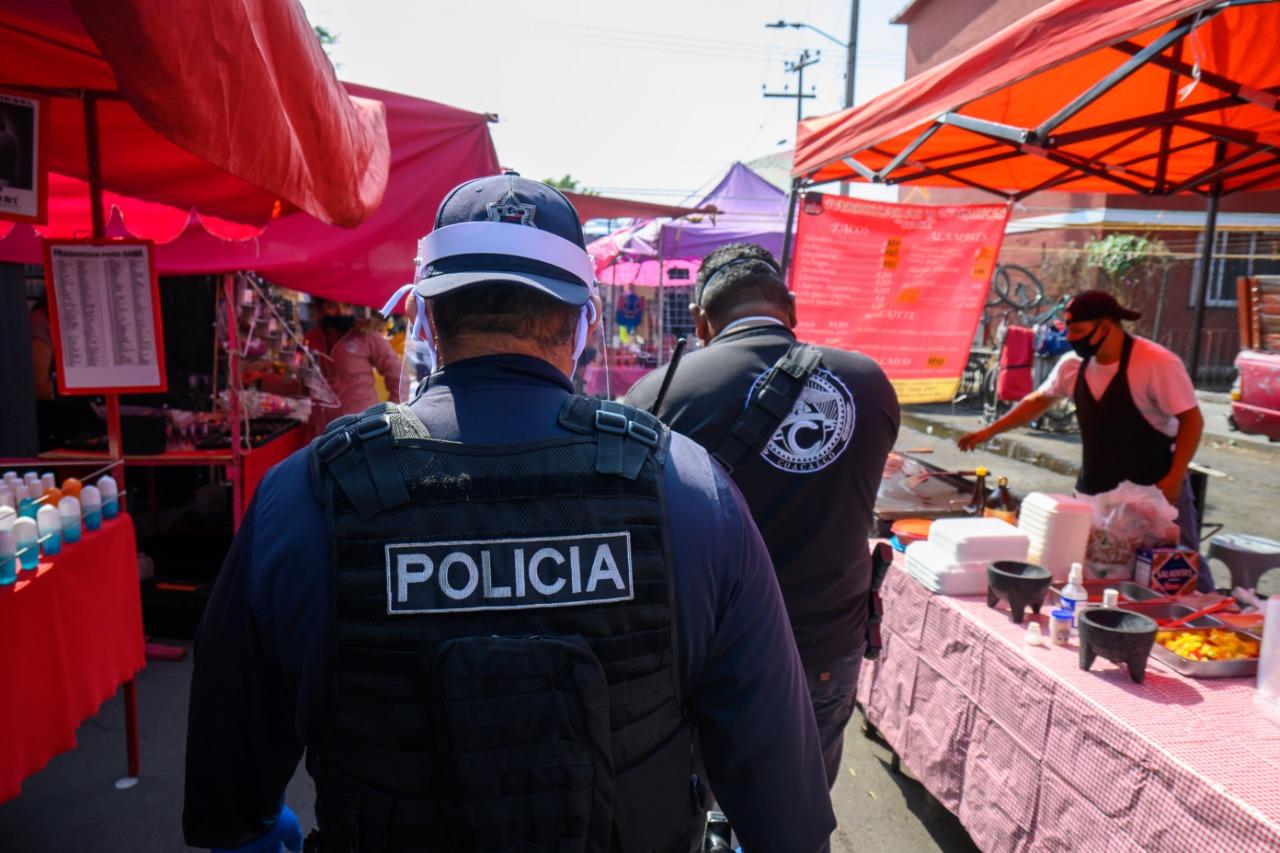 Suspenden tianguis en Coacalco