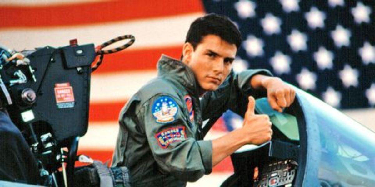 Tom Cruise y la condición para volver a actuar en 'Top Gun' 35 años después