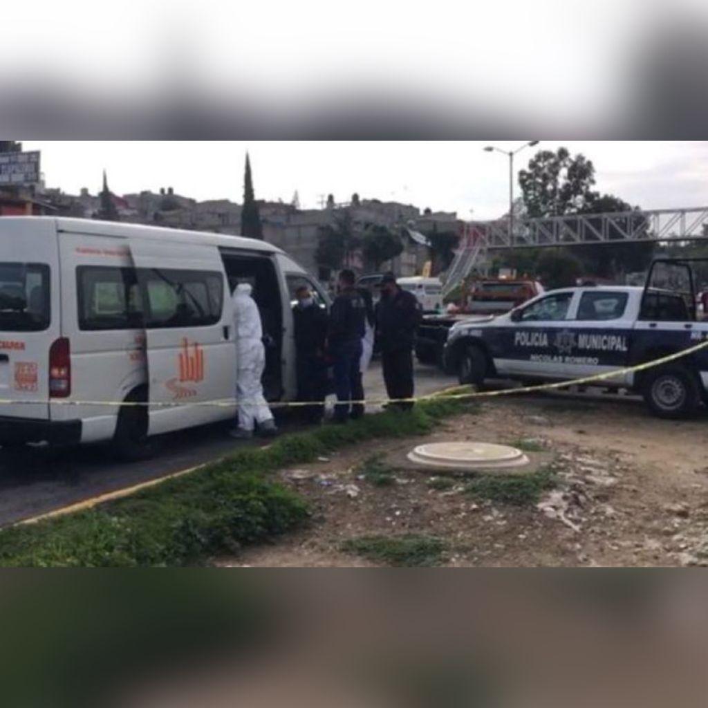 Justiciero enfrenta y mata a delincuente de Combi en Edomex