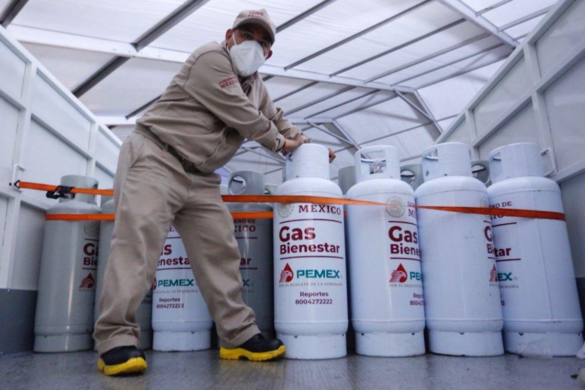 Arrancan oficialmente Gas Bienestar en el país