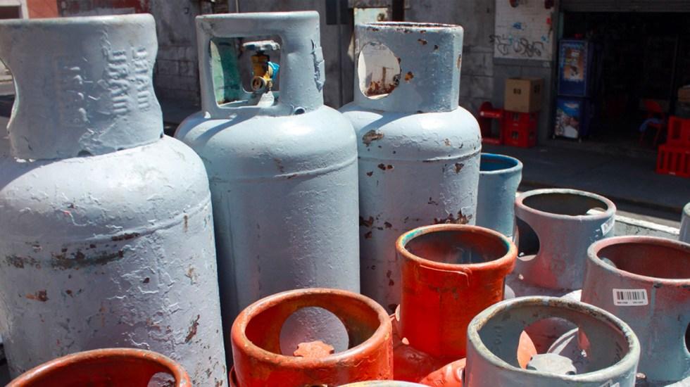 En paro nacional gaseros por precios máximos al gas LP
